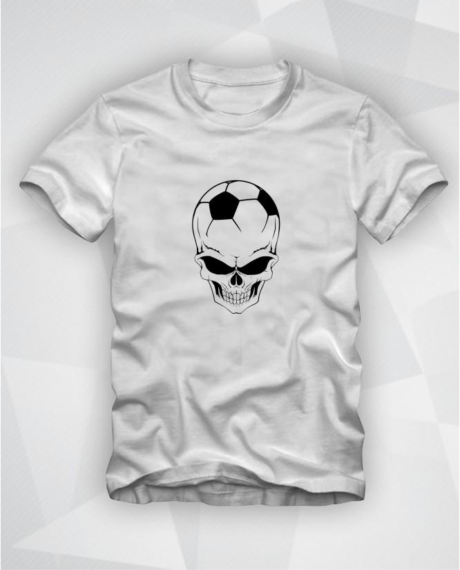 Football skull 2