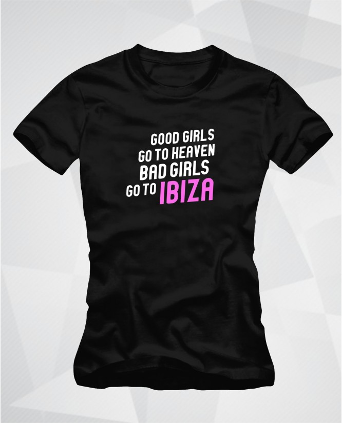 Bad girls go to Ibiza