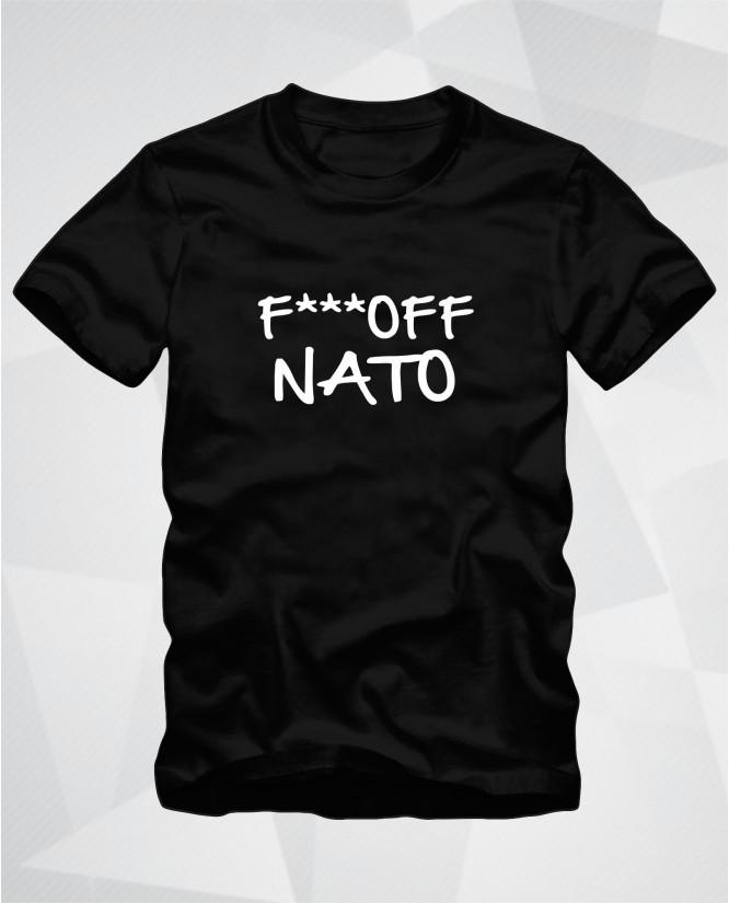 F*** off NATO
