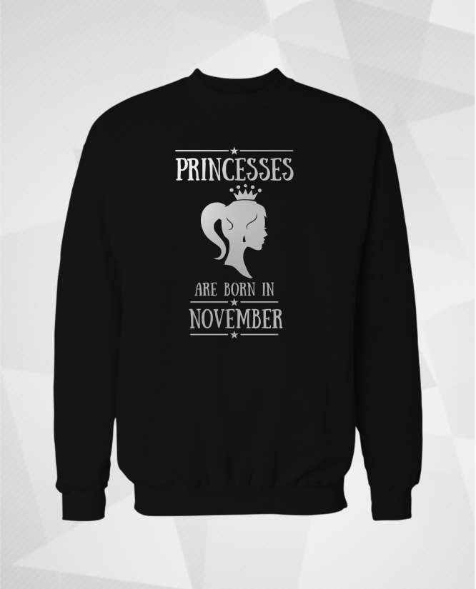 Princesses November DB
