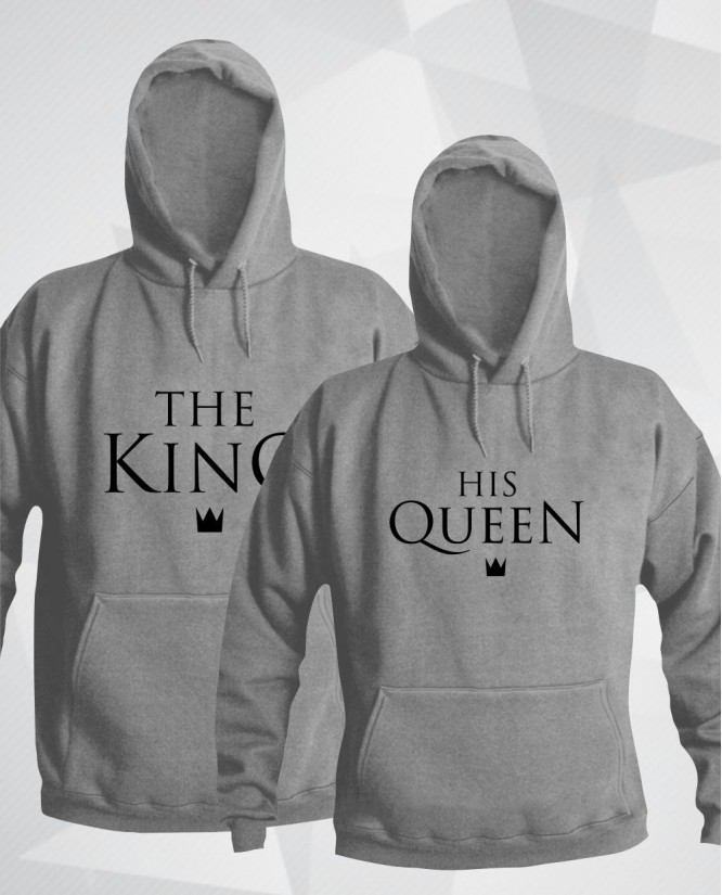 The King His Queen PDK