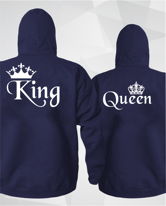 King and Queen royal