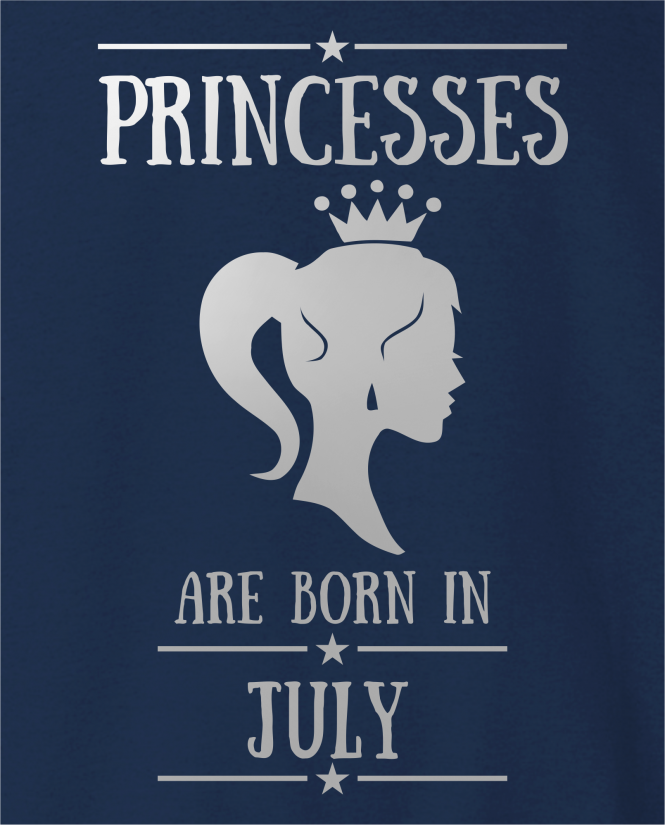 Princesses July DB