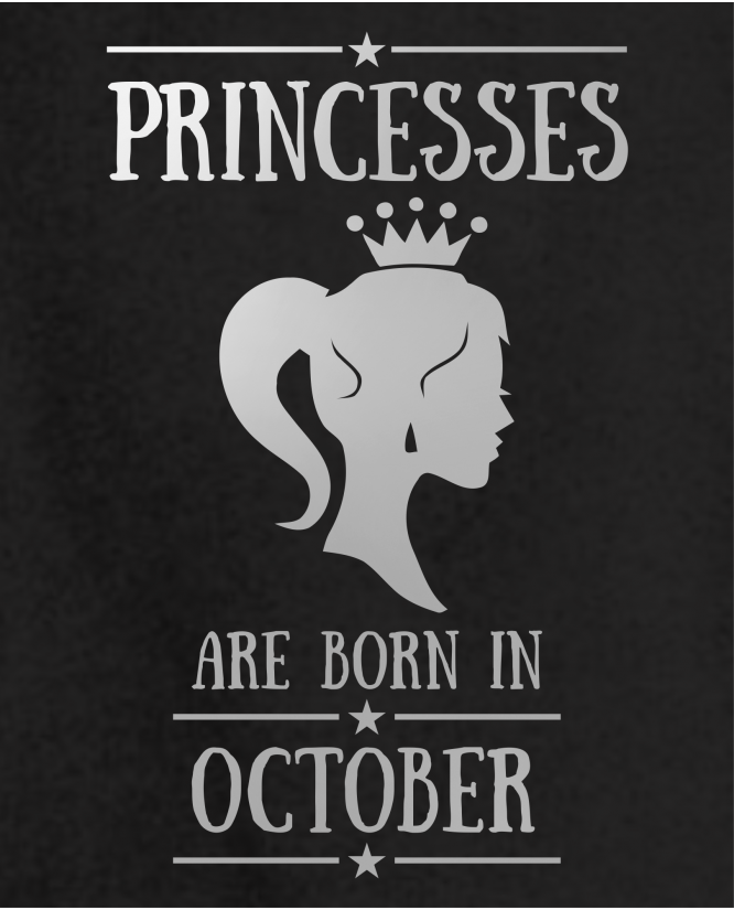 Princesses October DB