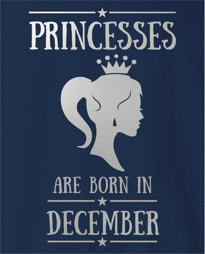 Princesses December DB