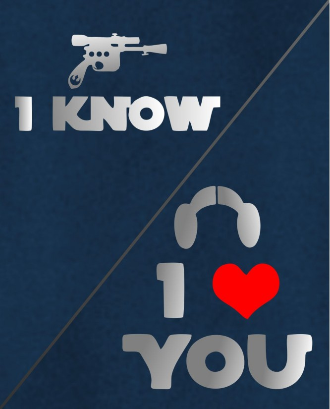 Star Wars I Love Know DKP