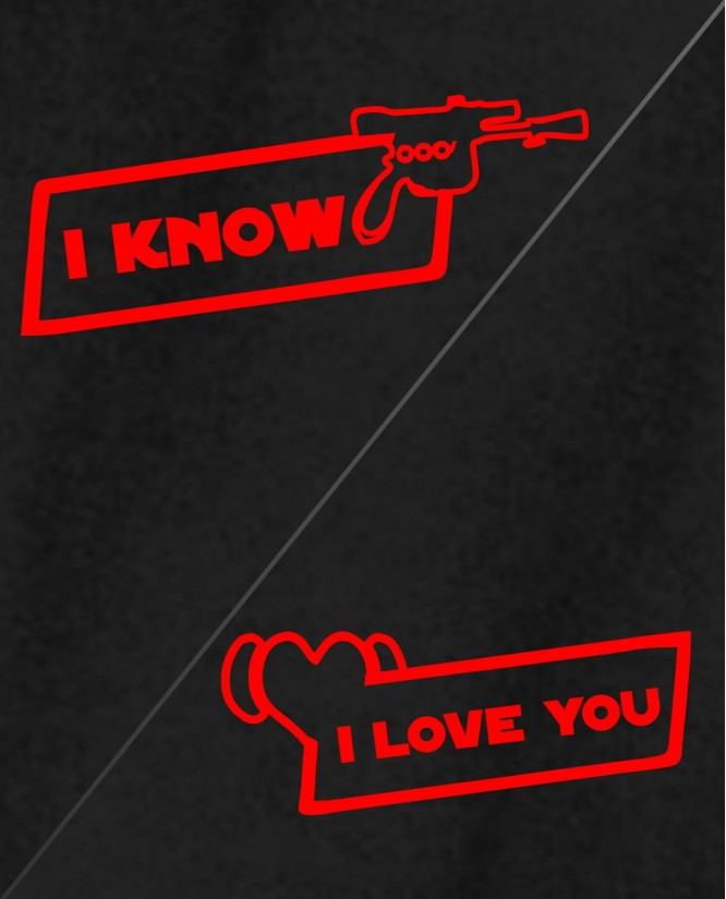 Star Wars I Love Know 2 PDK