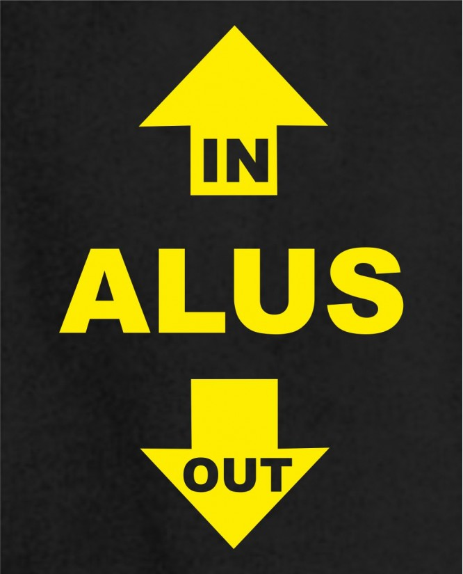 Alus in out