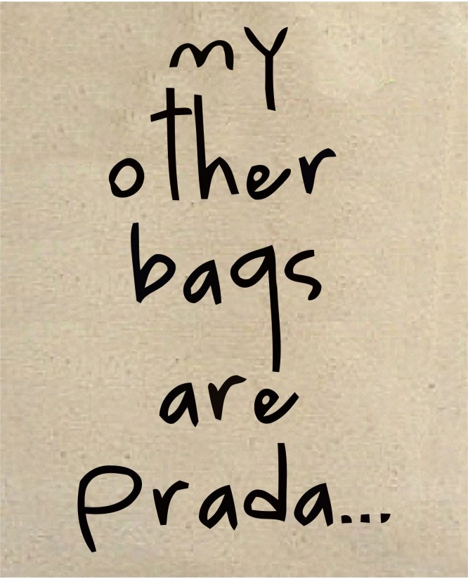 Other bags prada