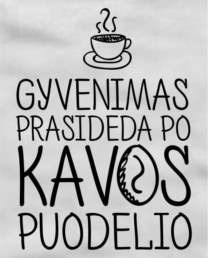 Po kavos