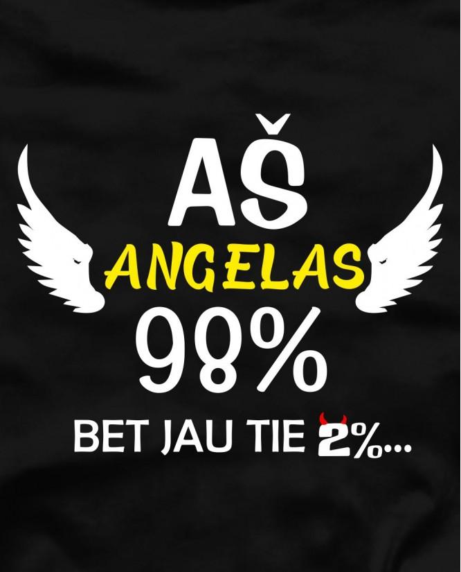 Aš angelas