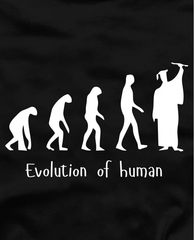 Evolution of human