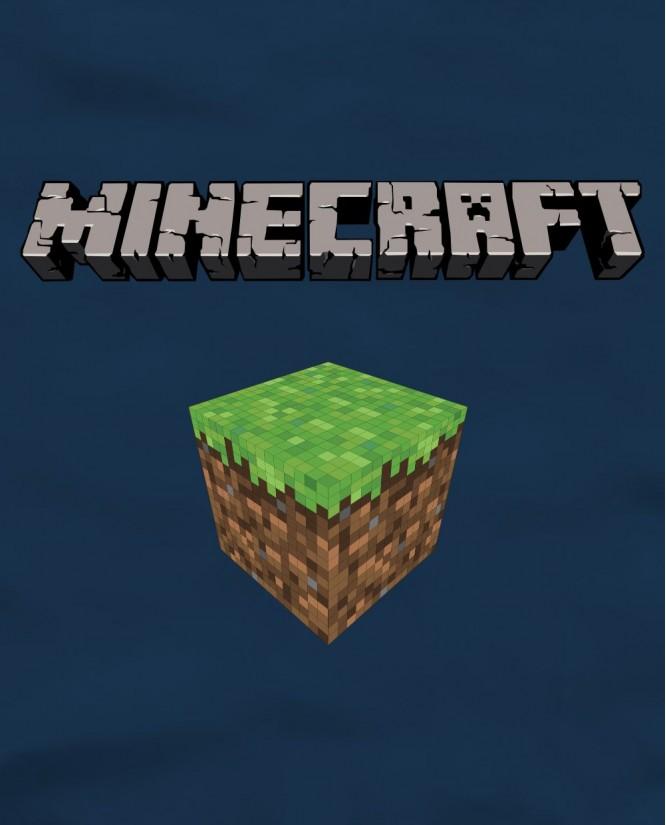 Minecraft Grey