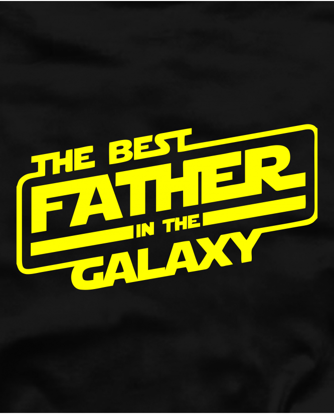 Best father in galaxy