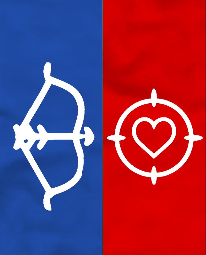 Strėlė ir širdis MP