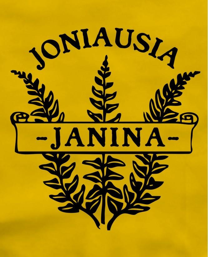 Joniausia Janina