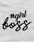 Girl Boss marškinėliai