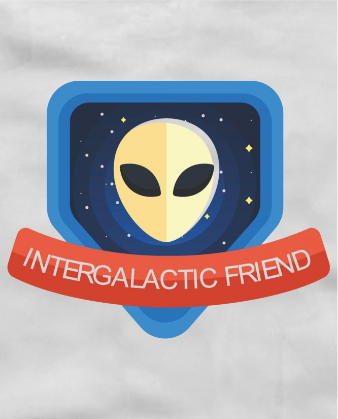 Intergalactic Friend