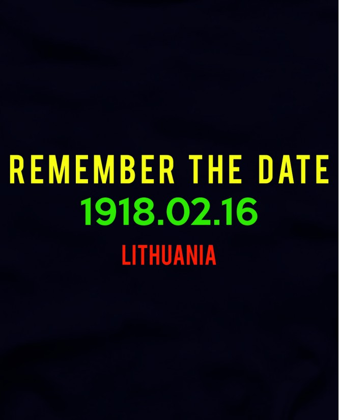 Remember the date
