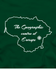 The geographic centre of europe