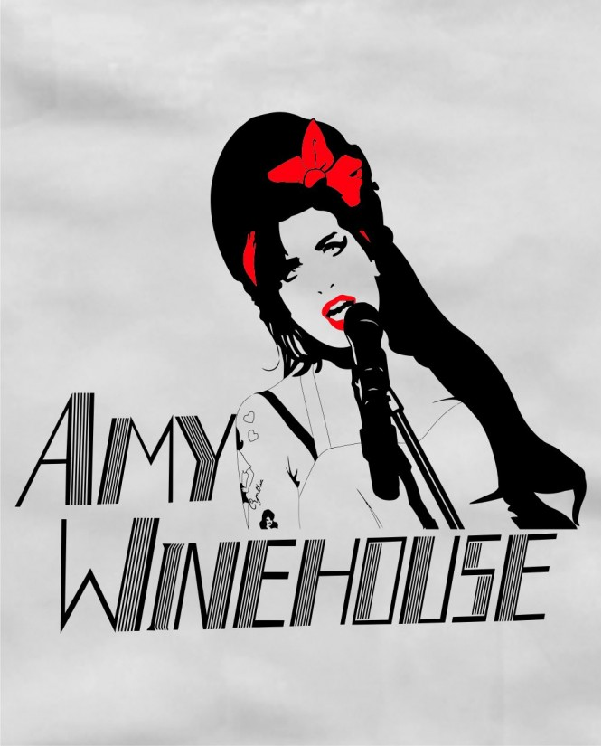 Amy Winehouse sing