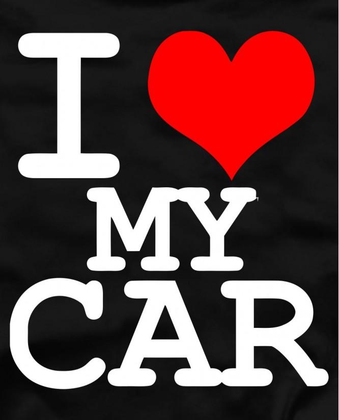 I love my car