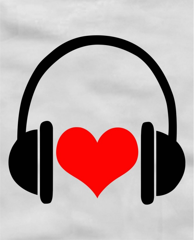 Love listen music