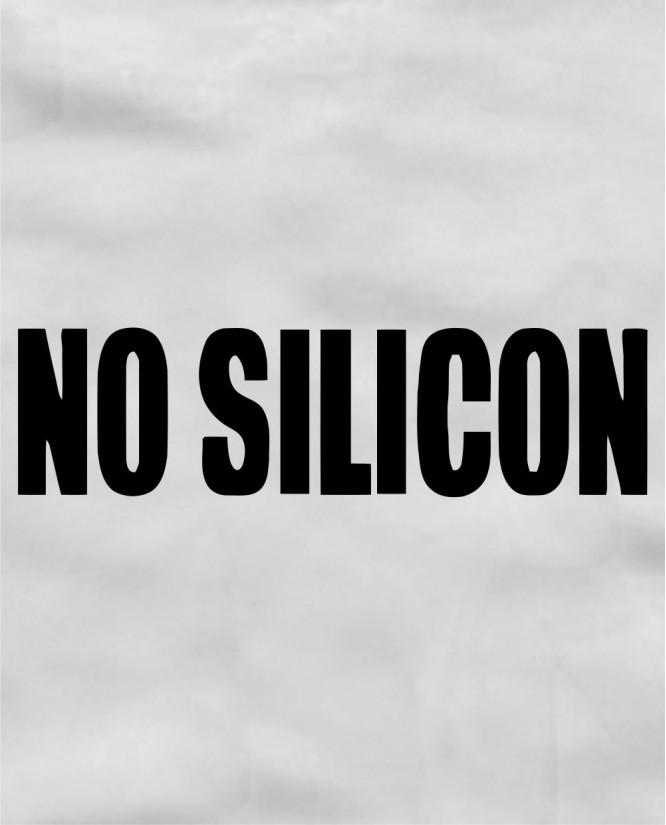 No silicon
