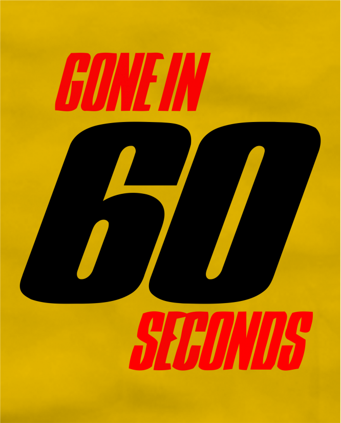 Gone 60 seconds