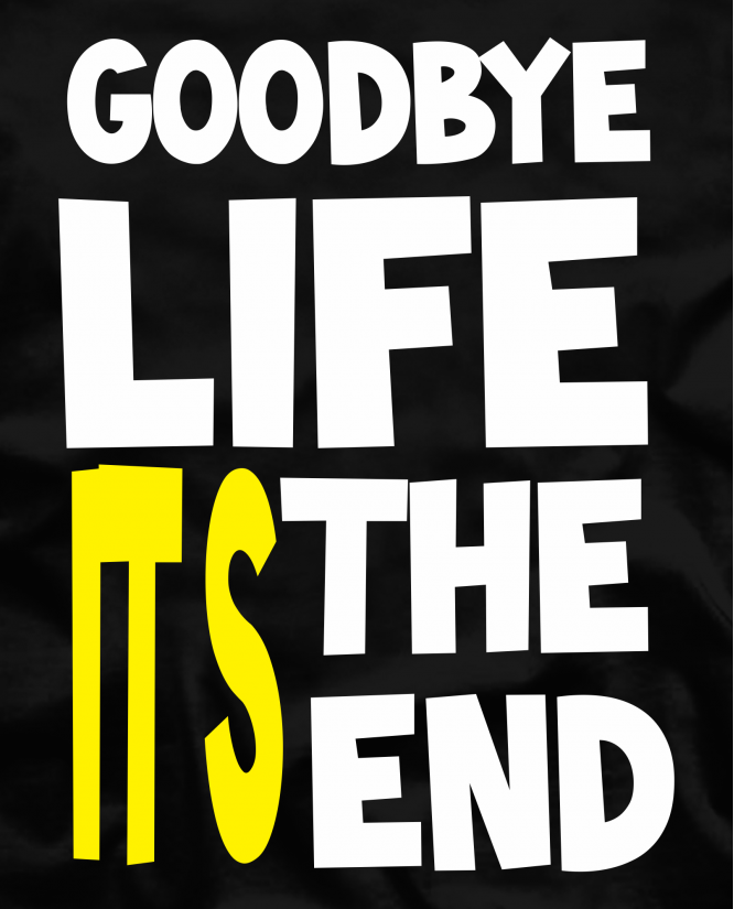 It`s the end