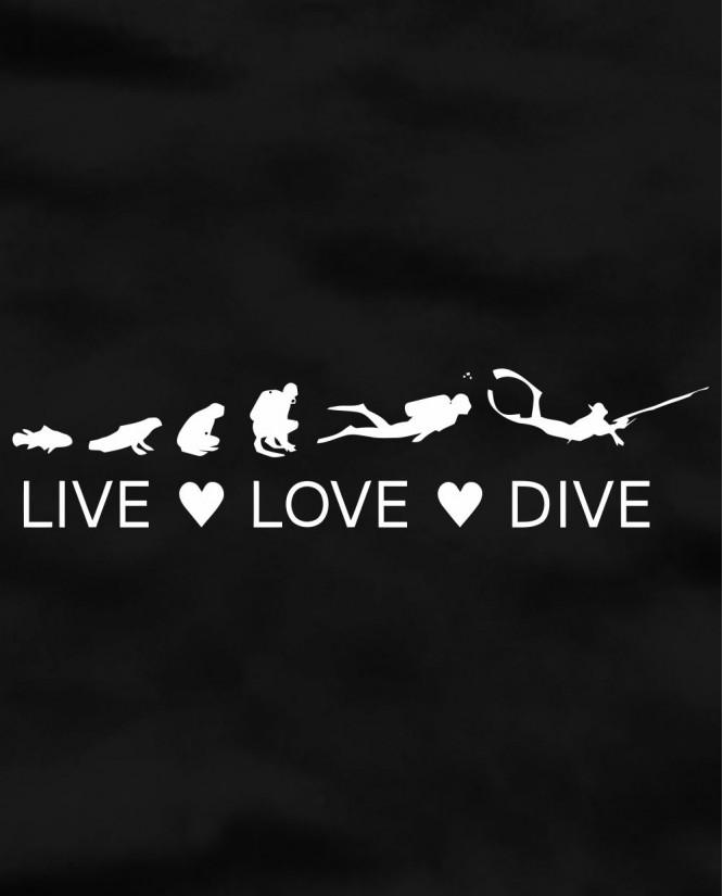 Live love dive