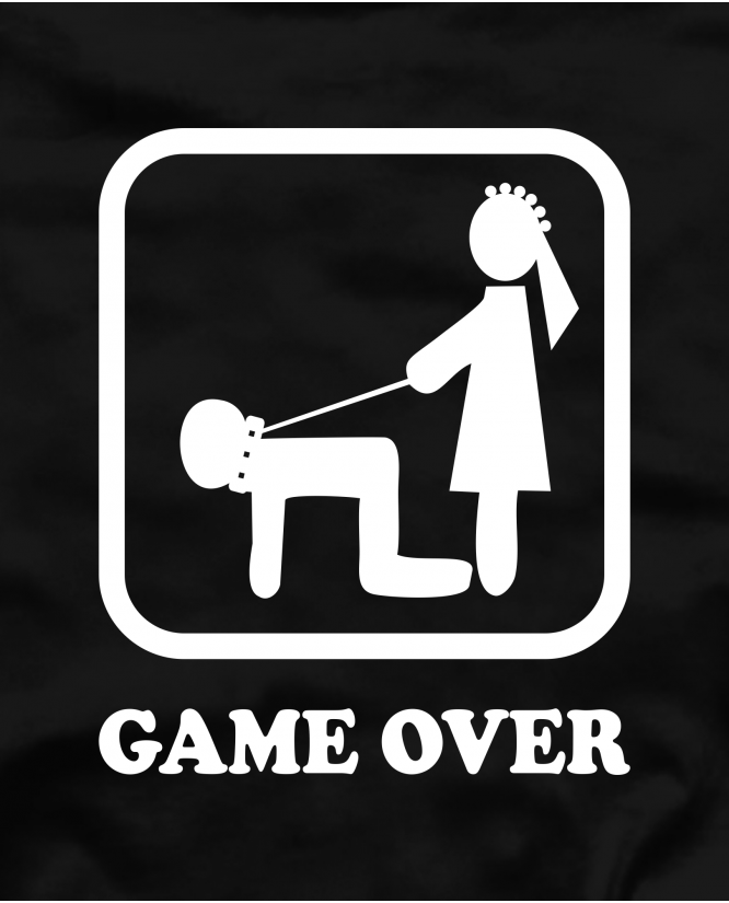 Game over dog