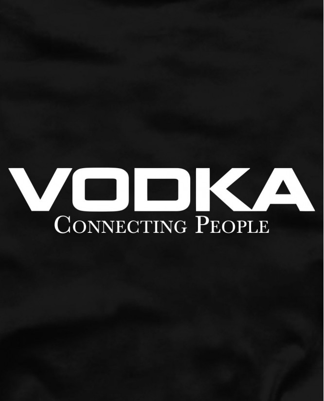 Vodka connecting