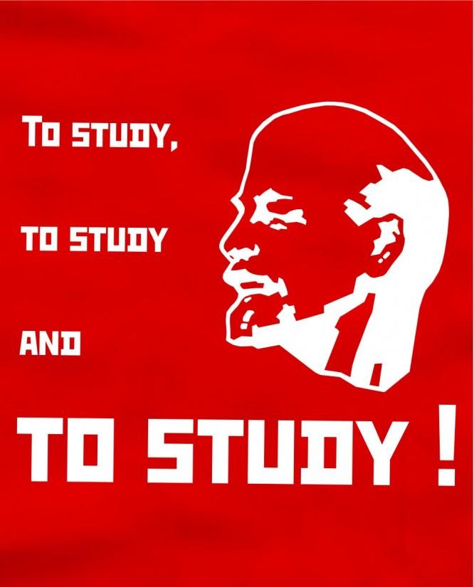 Lenin to study
