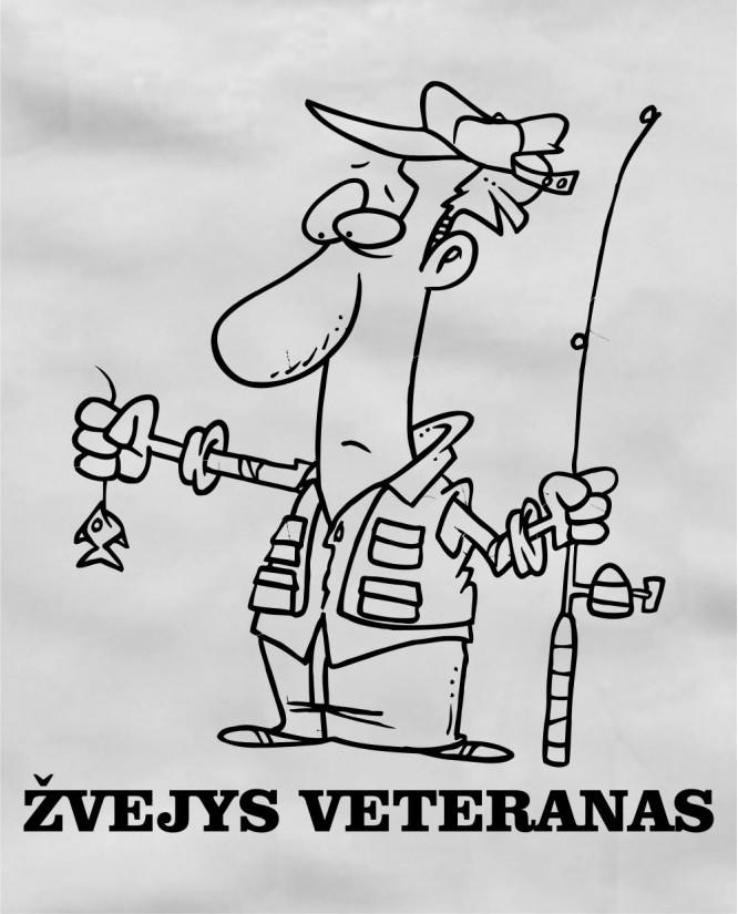 Žvejys veteranas