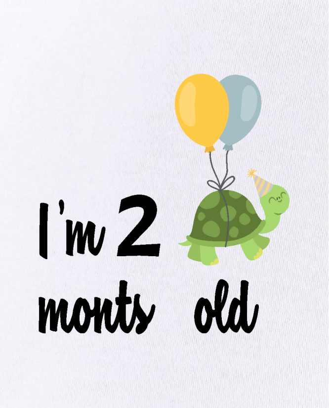 I'm 2 monts old Seilinukas