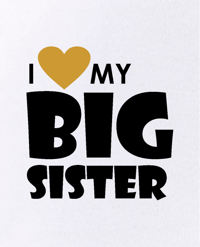 I love big sis Seilinukas