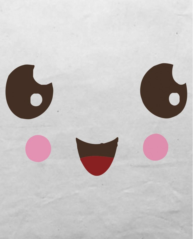 Anime smile