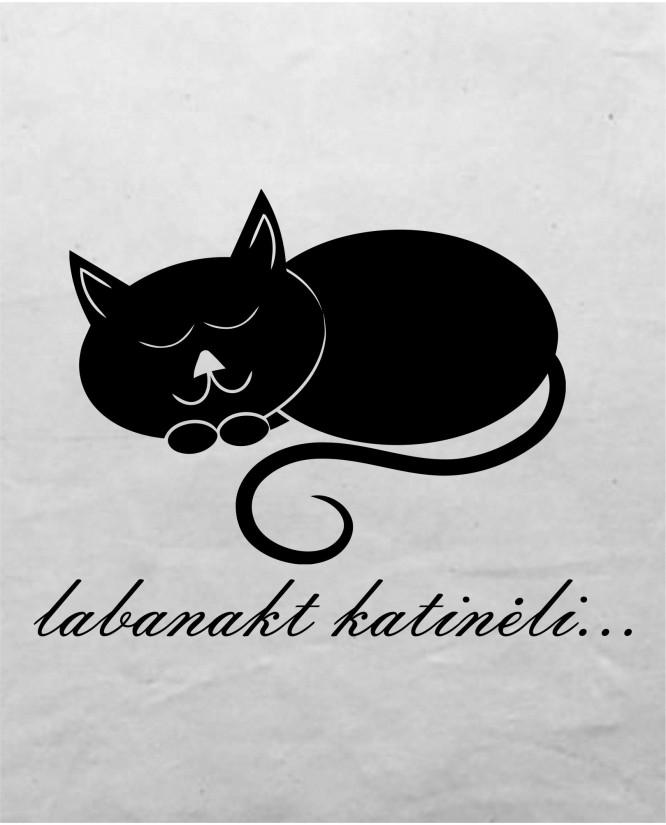 Labanakt katinėli