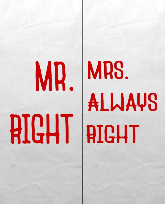 Mr. Right/always PP