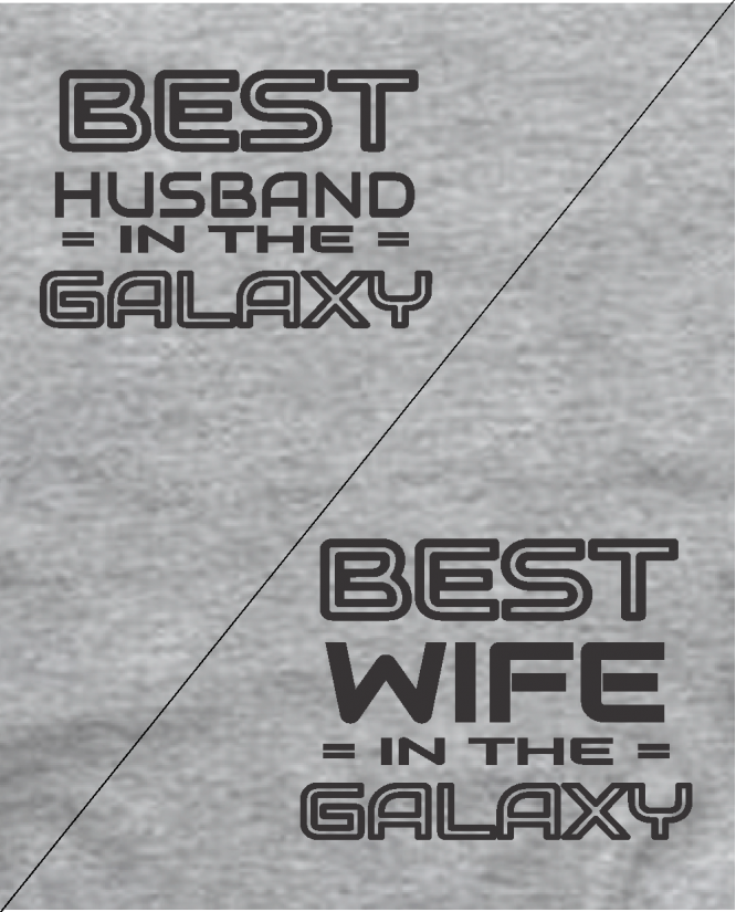 Best husband / wife in the galaxy