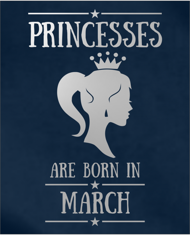 Princesses March PR