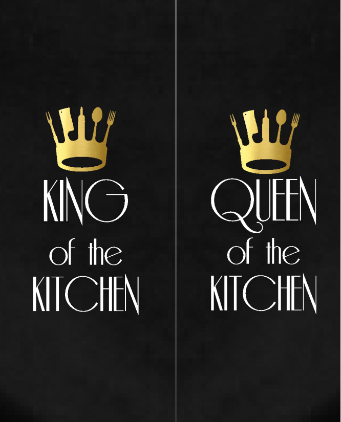 Kitchen King/Queen PRP