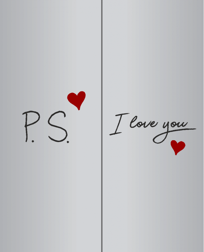 PS I love you PP