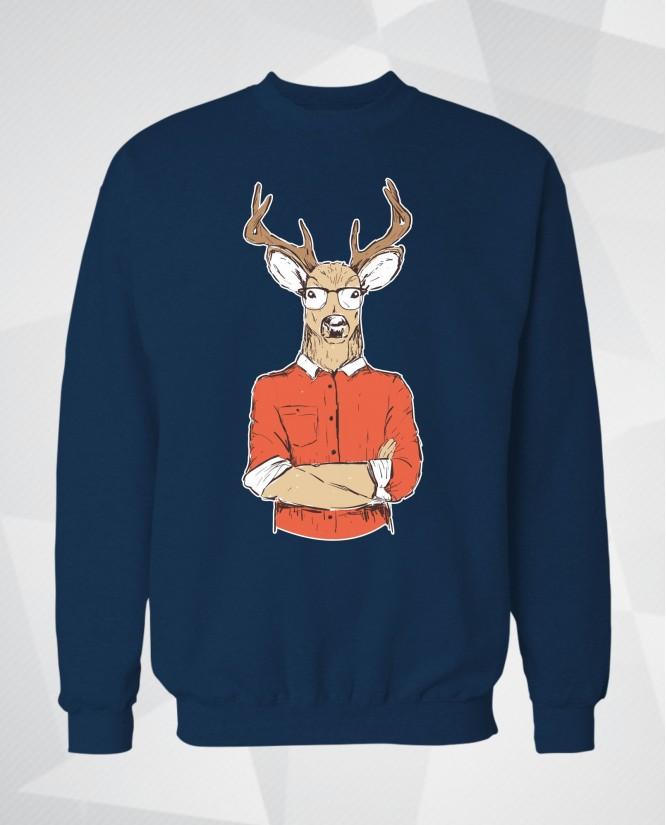 Elk man