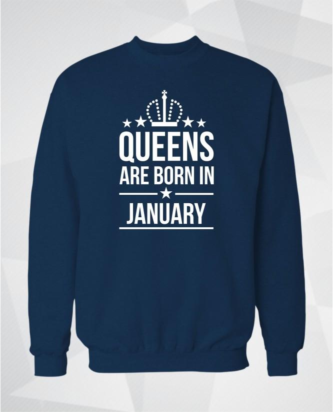 Queens JANUARY