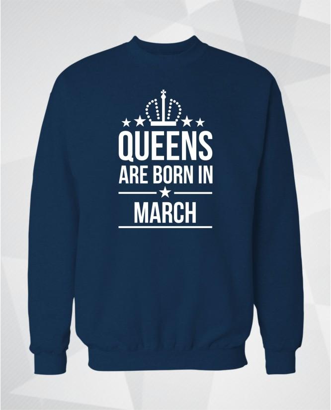 Queens MARCH
