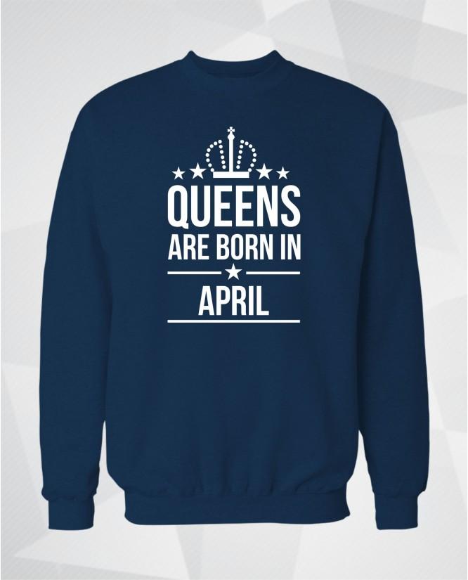 Queens APRIL