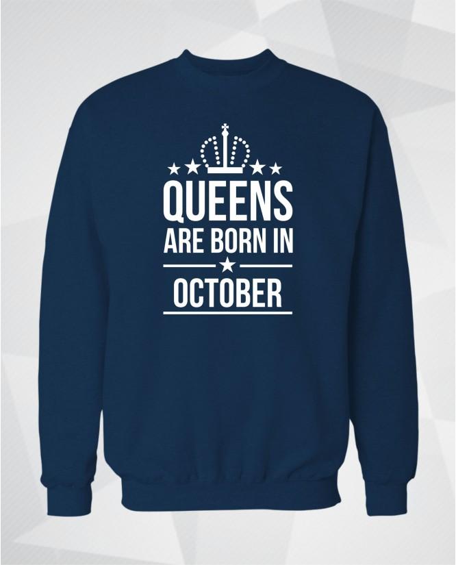 Queens OCTOBER