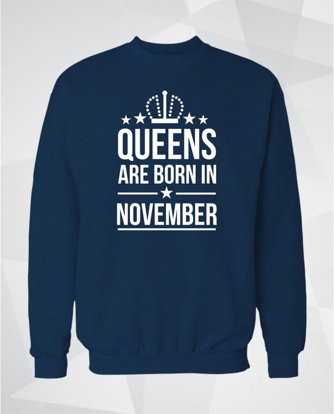 Queens NOVEMBER
